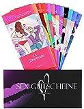 ✮ NEU ✮ Sex Gutscheine für SIE und IHN - 12 erotische Liebesgutscheine für Paare - Geschenk für Frauen, Männer, Freund, Freundin