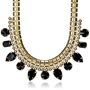 Swan Multi-strand Necklace for Women (Gold) (AB-NL-M0516)