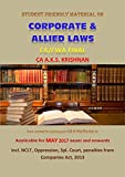 #7: Corporate and Allied Laws for CA final - May 2017 Exam onwards