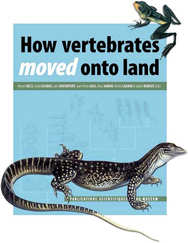 How vertebrates moved onto land (1DVD)