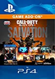 Call of Duty: Black Ops III - Salvation DLC  [PS4 PSN Code - UK account]