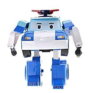 Rocco Juguetes 83171-Robocar Poli Vehículo transformable