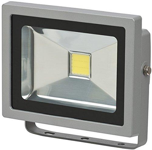 Brennenstuhl 1171250221 L CN 110 V2 Projecteur LED Chip, 20 W, Argent