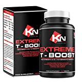 Testosterone Booster Supplements for Men   180 Tablets - High Strength Workout Vitamins