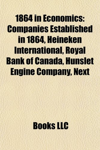 1864-in-economics-companies-established-in-1864-heineken-international-royal-bank-of-canada-hunslet-