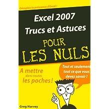 EXCEL 2007 TRUC AST POC PR NUL