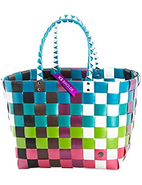 Ice Bag Shopper 5010-88 bunt, ca. 33x18x28 cm