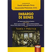 Embargo de Bienes. Teoría y Práctica - Colección Procesal Civil (Em Portuguese do Brasil)