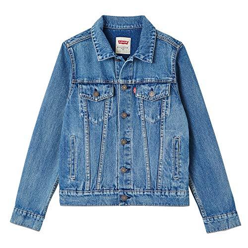 Levi's kids Nn40047 46 Jacket Chaqueta, Azul Indigo, 5 años Talla del Fabricante: 5Y para Niños...