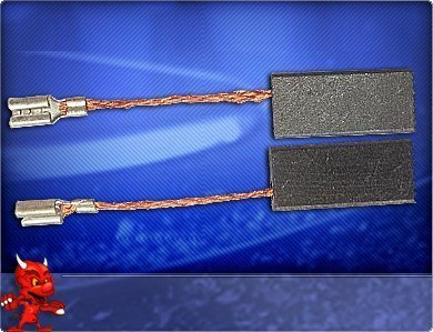 Kohlebürsten AEG Schwingschleifer VSSE 260 VSS 260