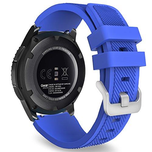 moko-gear-s3-frontier-classic-watch-cinturino-braccialetto-morbido-sportivo-di-ricambio-in-silicone-