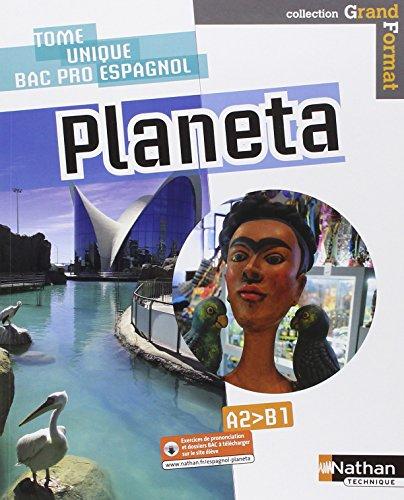 Planeta - Espagnol - Bac Pro par Mylène Ghariani