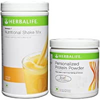 Herbalife Formula 1(Mango) + Personalized Protein Powder (PPP)