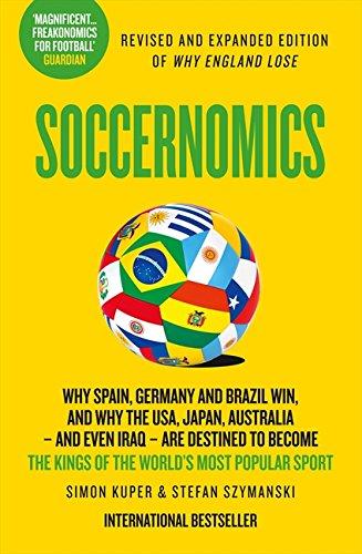 Soccernomics por Simon Kuper