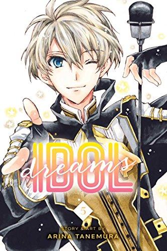 Idol Dreams, Vol. 5 por Arina Tanemura