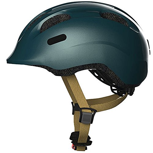 Abus Smiley 2.0 Fahrradhelm, Royal Green, S