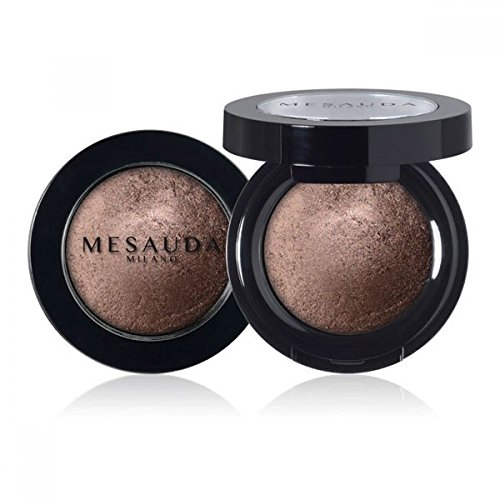 Mesauda Luxury Eyeshadow Ombretto Cotto Wet&Dry Colore 307 Tiger