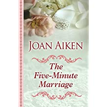 The Five-Minute Marriage (Thorndike Large Print Gentle Romance)