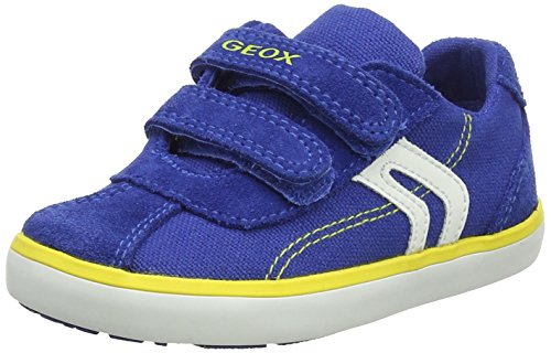 Geox Baby Jungen B Kilwi Boy G Sneaker Blau (Royal) 26 EU