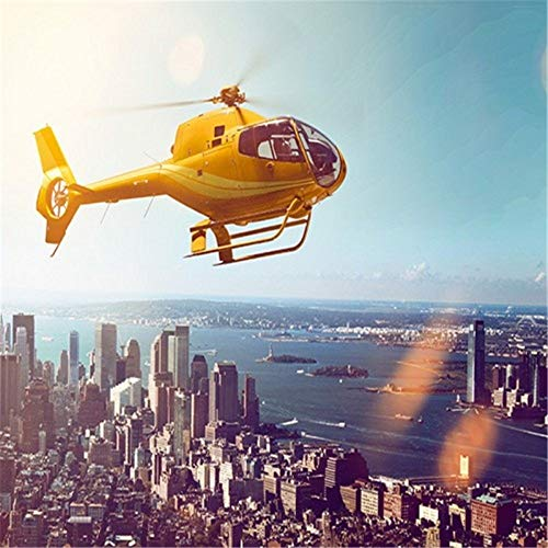 Preisvergleich Produktbild zyyaky Wallpaper Hotel Cafe Club Tapete 3D Flugzeug Flug Landschaft Wandbild