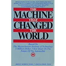 Machine That Changed the World by James P. Womack (1992-07-05)