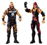 WWE Battle Pack Braun Strowman vs Kane Playset con 2 Personaggi, GBN56