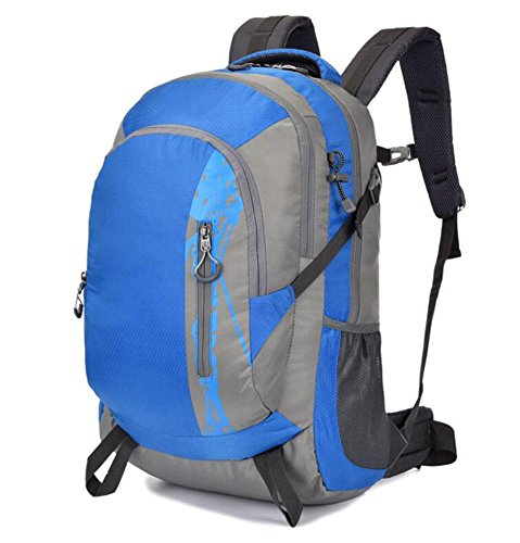 DONG Freizeit / Reisen / Wasser / Outdoor / Massen / travel / Bergsteigen Tasche blue