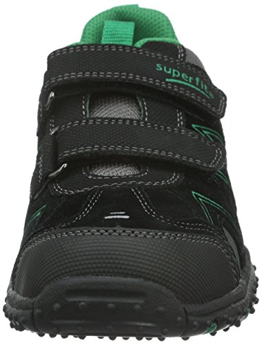 Superfit - Sport4 700224, Scarpe da ginnastica Bambino Nero (Nero MULTI 03)