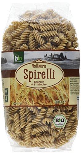 Biozentrale Bio Vollkorn Spirelli, 500 g