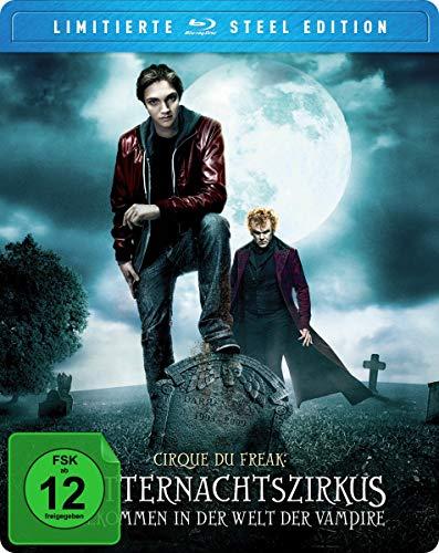 Cirque Du Freak - Mitternachtszirkus (Limitierte Steel Edition) [Blu-ray]