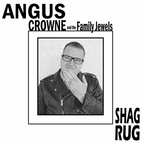 Shag Green Rug Rug (Little Green Men)