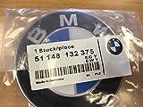 BMW Kofferabzeichen, Blau/Weiß, 74mm und 82mm–Von GooDealShop