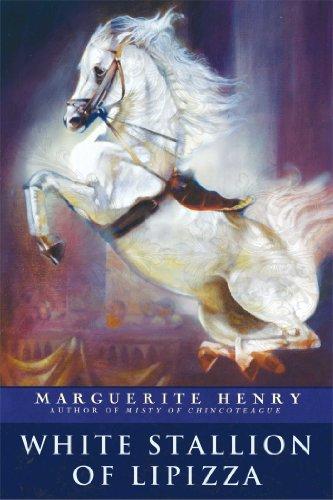 White Stallion of Lipizza (English Edition)