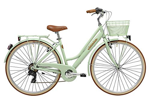 Bicicleta Adriatica Paseo Bike Bycicle citybike Vintage Retro Azul