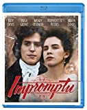 Impromptu [Blu-ray] [Import italien]