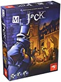 Mr. Jack Revised Edition Board Game by Hurrican - English Language