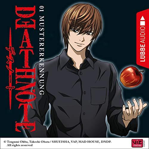 Mustererkennung: Death Note 1
