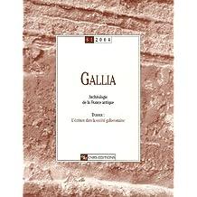 Gallia, N° 61/2004 : L'écriture dans la société gallo-romaine
