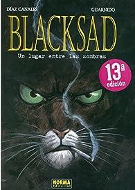 Blacksad 1: Un lugar entre las sombras par Juan Díaz Canales