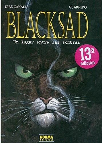 BLACKSAD 01: UN LUGAR ENTRE LAS SOMBRAS (CÓMIC EUROPEO)