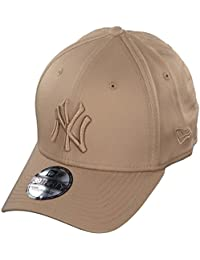New Era 39thirty Los Angeles Dodgers Herren Kappe Blau