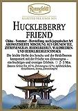 Ronnefeldt - Huckleberry Friend - Aromatisierter Grüner Tee - 100g