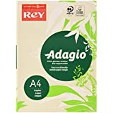 Rey Adagio A4 160 g/m² Ivory 250 sheets - Papel (Marfil, 160 g/m²)