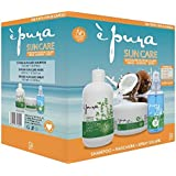 È Pura - Trattamento Professionale Completo di Protezione Solare per Tutti i Tipi di Capelli - Shampoo Protezione Solare, la