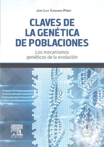 Claves De La Genética De Poblaciones (+ StudentConsult) por José Luis Vizmanos Pérez