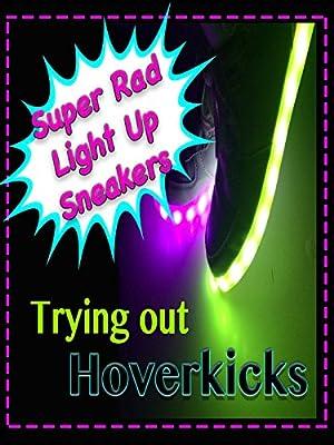 Super Rad Light up Sneakers