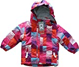 Color Kids. Ski-Jacke Winnie, Air-flo 3000, Raspberry. 101814-443 Gr. 6-116/122