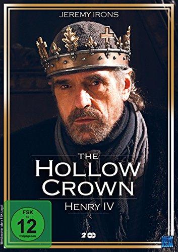 The Hollow Crown - Henry IV (Teil 1 und 2) (2 DVDs)