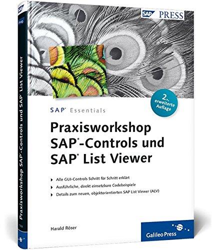 Praxisworkshop SAP-Controls und SAP List Viewer
