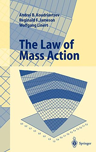 The Law of Mass Action par Andrei B. Koudriavtsev